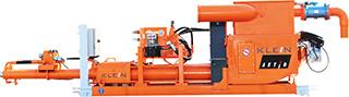 Muck Pump / Hydraulic Unit   【AKTIO】Engineering Department
