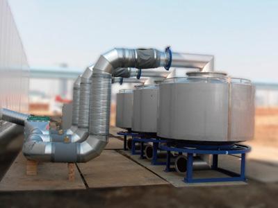 交換式排ガス処理装置 Rinkuru(リンクル) /Bタイプ(大容量タイプ)